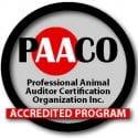 PAACO Accredited Program Logo