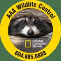 AAA Wildlife Control logo
