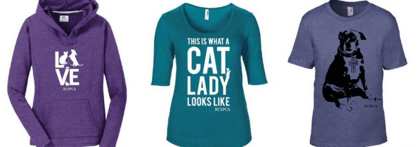 Shop BC SPCA Gear
