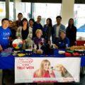 Treat Week fun at a Vancouver BMO branch