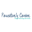 Pawsitively Canine logo
