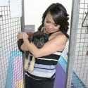 Local personalities get locked in for love Friday at Vancouver SPCA