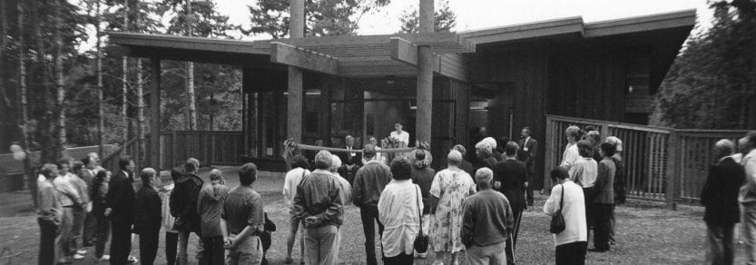 Wild ARC grand opening in 1997