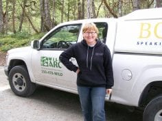 Wild ARC Wildlife Transport volunteer